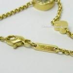 Chopard 18ct Gold Happy Diamonds 85/4663 Bracelet