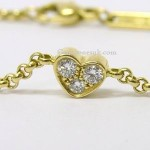 Chopard 18ct Gold Happy Diamonds 85/4663 Bracelet