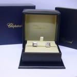 Chopard Happy Diamonds Earrings In 18ct White Gold