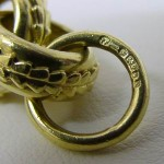 Theo Fennell 18ct Yellow Gold Belcher Chain