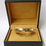 Bvlgari 18ct Yellow Gold & Steel B Zero 1 Bangle