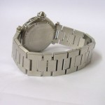 Cartier de pasha acier W31074M7 automatic steel watch