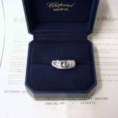 Chopard Happy Diamonds 18ct 82/2899 Love Ring