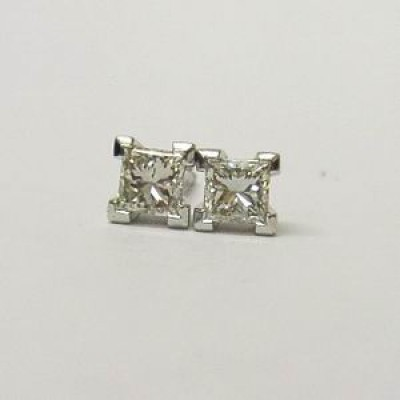 Theo Fennell Diamond 1.04ct Earrings 18ct Gold