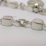 Theo Fennell 18ct White Gold 5 Charm Bracelet. Box & Papers