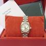 Rolex 79174 diamond datejust Ladies steel watch