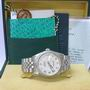 Rolex 16220 steel datejust gents watch B/P 2000