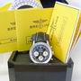 Breitling  A23322 steel navitimer chronograph watch