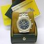 Breitling Bentley A47362 Steel GMT Chrono watch