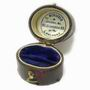 Good condition Oval Antique Jewellery ring box