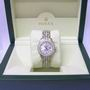 Rolex 80299 Pearlmaster 18ct White Gold Diamond Watch