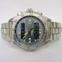 Gent's stainless breitling B1 watch B/Papers 2001
