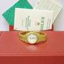 Rolex Oyster 69178 Ladies18ct Datejust watch