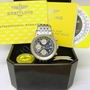 Breitling A13322 steel navitimer chronograph watch