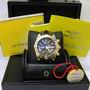 Breitling C13356 evolution watch 18k rose gold