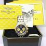 Breitling B55348 Steel & Gold Windrider Chrono Watch