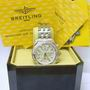 Breitling A1335653 evolution diamond s/steel watch
