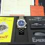 B/Papers titanium breitling E56321 emergency watch
