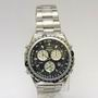 Breitling Steel A59028 Jupiter Pilot Alarm Watch