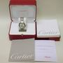 Cartier Pasha C Auto W3102M7 Watch B/Papers