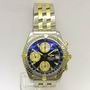 Breitling B13350 Chronomat Steel & Gold Watch