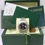 Rolex 16570 Oyster Date Steel Explorer 2 Watch