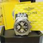 Breitling A13356 Steel Chronomat Evolution watch