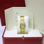 Cartier Tank Francaise 18ct Gold Ladies watch
