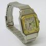 Mint Ladies Cartier Santos Steel/Gold watch