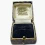 Antique Jewellery ring box in good condition