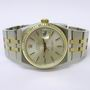 Rolex Oysterquartz steel & gold datejust 17103 watch