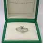 Boodles Platinum 1ct Diamond Set Tycoon Solitaire Ring