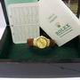 Rolex cellini 6621/8 Ladies 18ct gold watch