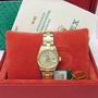 Rolex 79163 datejust ladies steel & Gold watch