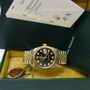Rolex 16233 Steel & Gold Gent's Diamond Watch B/P