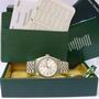 Rolex 16220 steel datejust gents watch B/P 2004