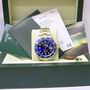 Rolex Submariner watch 16613 bi-metal Box & Papers